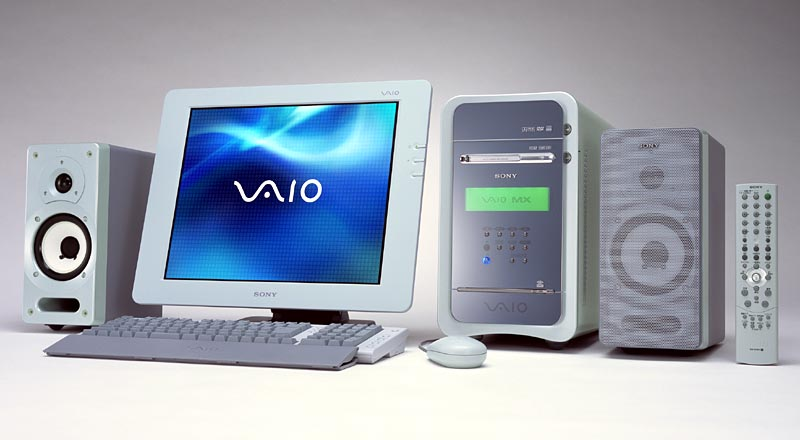 ソニー、バイオmx Rx Lxなどデスクトップpcを一新