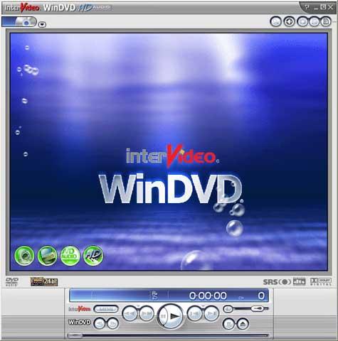 InterVideo WinDVD 8 Platinum - Corel Corporation