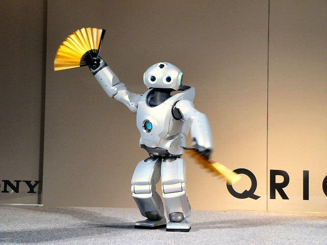 Walking, RUnning, Jumping Robots....
