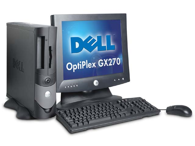Dell optiplex g270
