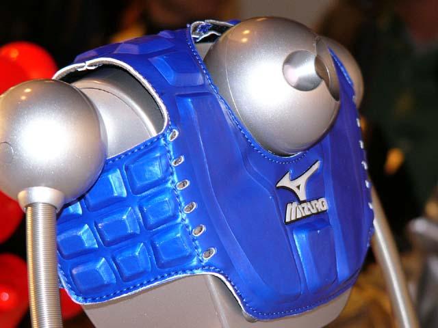 ミズノロボット用ウェア