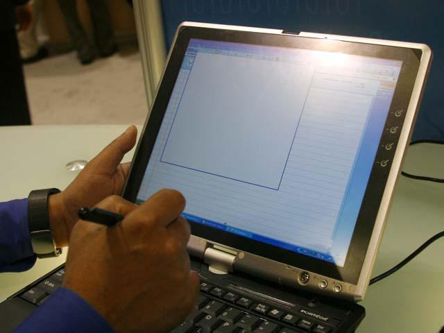 富士通Q&A - Windows XP Tablet PC Editionについ …