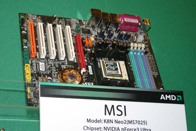 AMDboard.com - Gigabyte GA-K8N - GA-K8NNXP - GA-K8N Pro