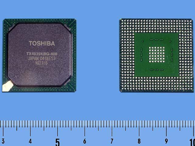 東芝、64bit MIPSアーキテクチャ...