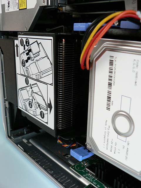 Dell Dimension 5100C NEC ND-6500A Linux
