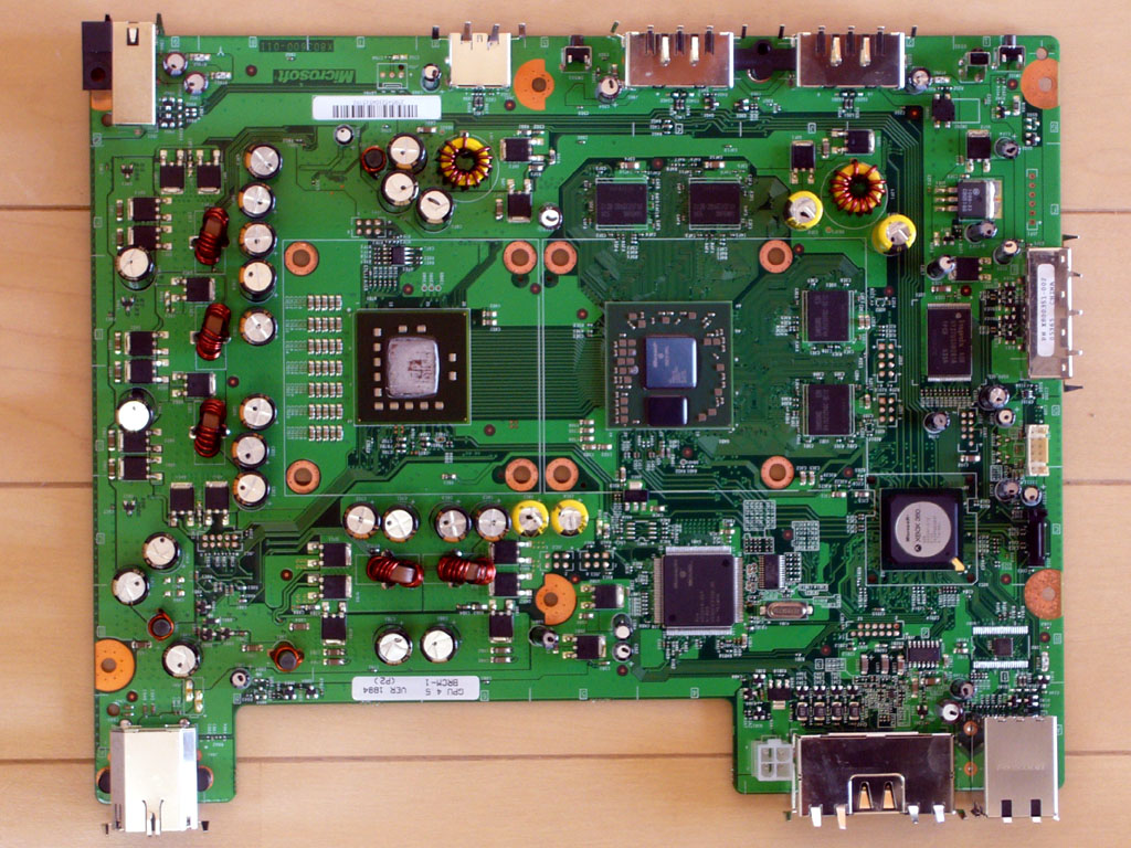 News - Xbox 360 Valhalla chipset pictured, sparks rumours of a slim Microsoft console