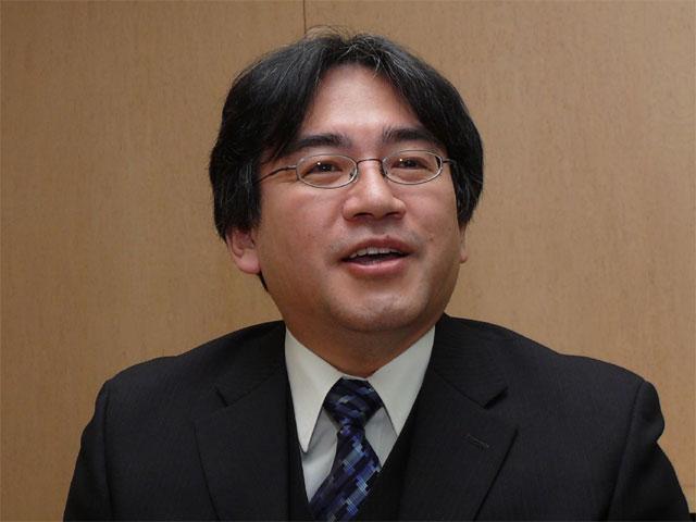 任天堂・岩田社長、まるで別人に※画像あり