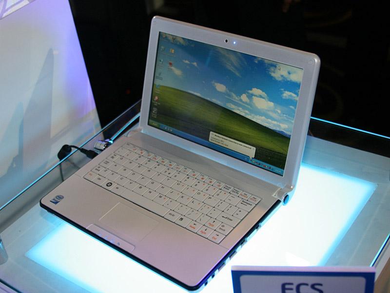 ECS J10IL Netbook XP