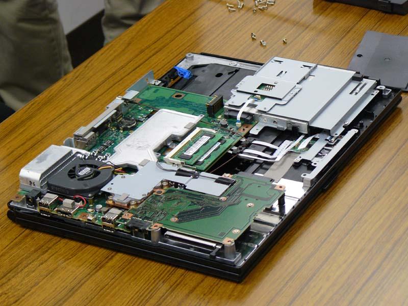 Watercooling dans nos ordinateur portable possible for Interieur ordinateur