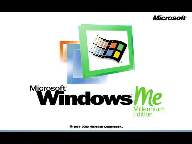 Windows Millennium Editionは今...