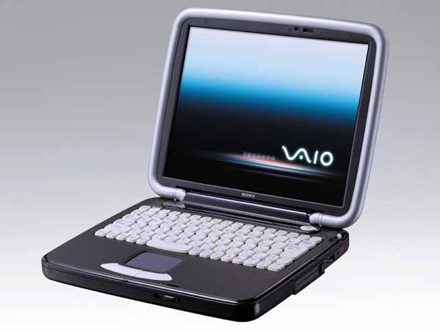 ソニー、CD-RW搭載VAIO QRや、Me搭載VAIO XRなど