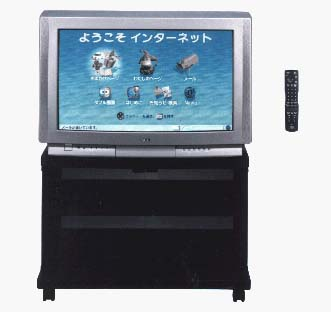 NEC-HE、28型インターネットテレ...