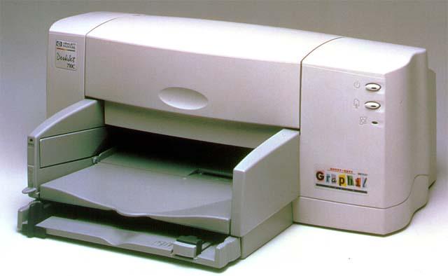 ΕΚΤΥΠΩΤΗΣ ΕΓΧΡΩΜΟΣ HP DeskJet 710c ΤΡΕΛΗ ΠΡΟΣΦΟΡΑ