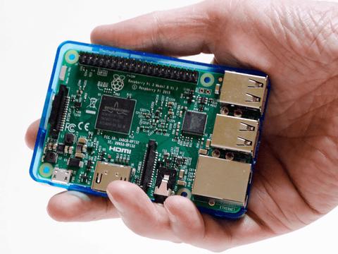 西川和久の不定期コラム Raspberry Pi3 Model B で遊んでみよう Part 1 Osのインストールから環境構築まで軽く試す編 Pc Watch