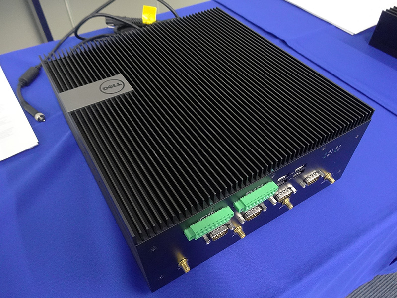 Embedded Box PC 5000