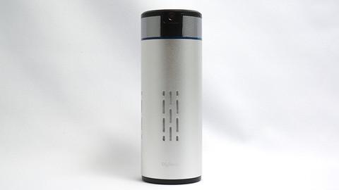 【レビュー】ボトル形状が特徴的なバッテリ内蔵の小型PC「DG ...