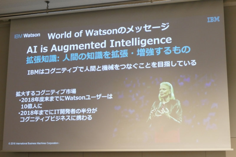 AIはAugmented Intelligence