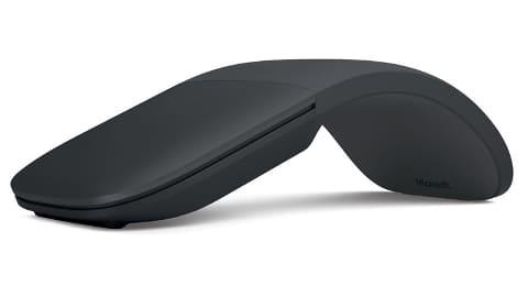 6b60a5feba 日本マイクロソフト、横スクロールもできるようになった新「Arc Mouse ...
