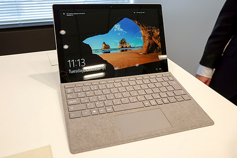 「Surface Pro」のLTEモデルが本日より受注開始 Surface Pro LTE Advanced