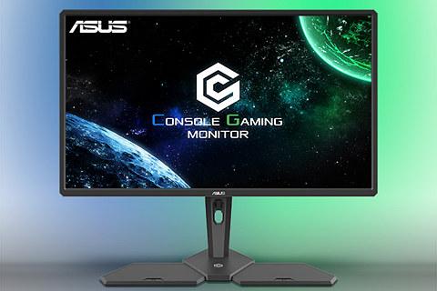 ASUS, DisplayHDR 600 준거 31.5형 4K 게이밍 CG32 발표