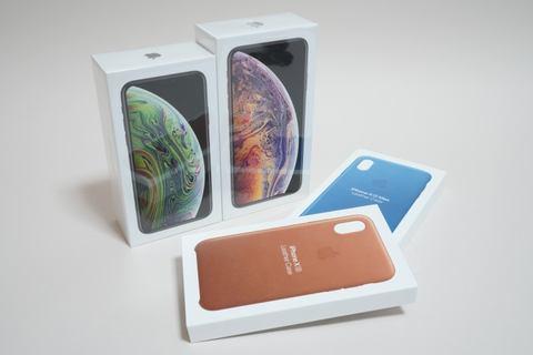 レビュー 発売直前 iphone xs xs max ファーストインプレッション