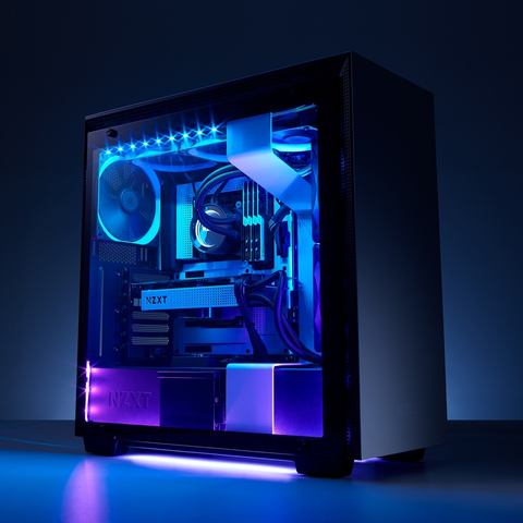 74369151a2 【ニュース・フラッシュ】NZXT、RGB LEDつきファンやコントロール用ユニットなどを発売 - PC Watch