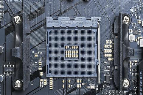 b0d3ee39b5 第2世代Ryzenは、先代のAMD 300シリーズとAMD  400シリーズ、どちらのチップセットでも動作させることが可能だが、PBOやStoreMIといった機能はAMD 400シリーズでのみ ...