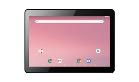 【製品】恵安、Android 8.1搭載の10.1型/7型タブレット