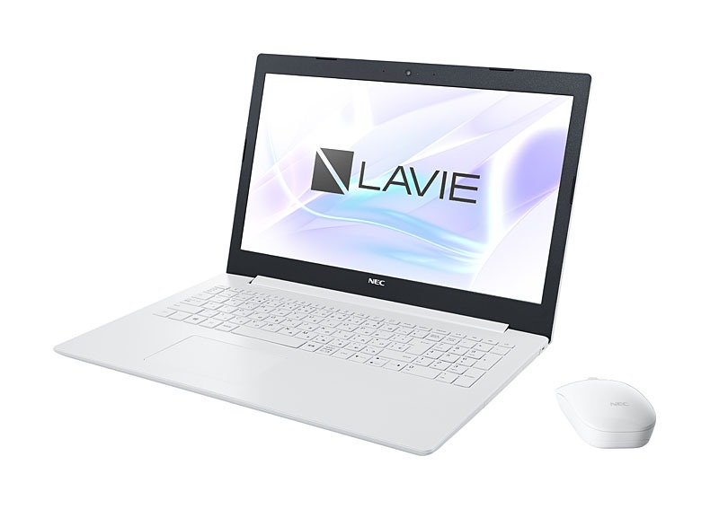 LAVIE Note Standard カームホワイト