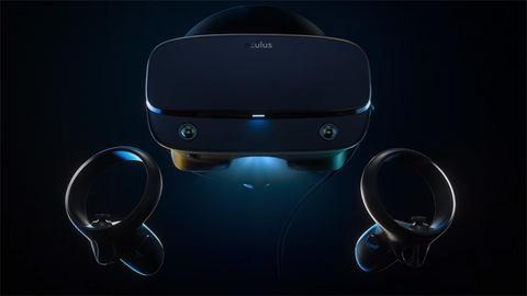 外部センサー不要で399ドルのVR「Oculus Rift S」