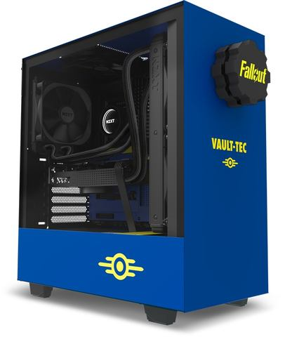 90457b5ac6 さらに、ヘッドフォンハンガー「Fallout Puck」も付属する。H500のおもな仕様は別記事(NZXT、ビデオカードの縦配置に 対応したミドルタワーケース)を参照されたい。