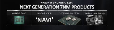 AMDがチップレットアーキテクチャのクライアント版Zen 2を投入へ