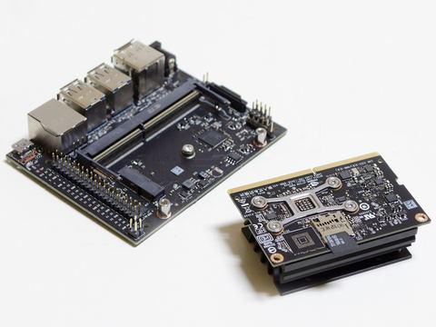 西川和久の不定期コラム】CUDAコア128基のGPUを搭載したAI/深層学習向け