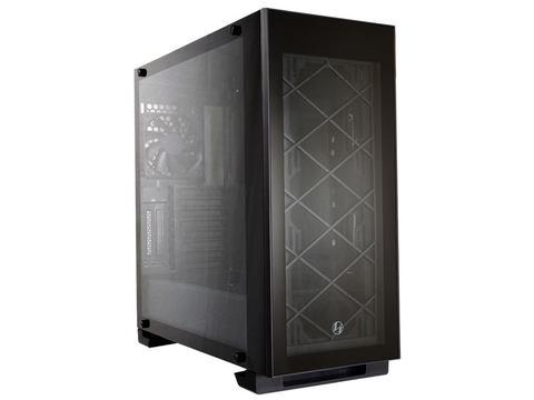 1b0df804e3 Lian Li、強化ガラス採用のE-ATX対応ケースにARGB LED 120mmファン搭載の ...