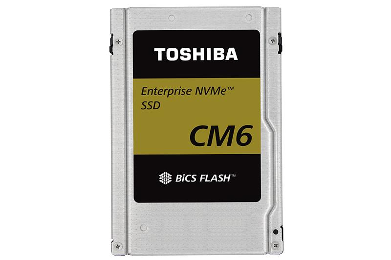 【PC】東芝メモリ、SLC技術でTLC比10倍高速なストレージクラスメモリ 〜業界最速を謳う6.4GB/s転送可能な30TB SSDも ->画像>8枚