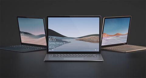 「Surface Laptop 3」の画像検索結果