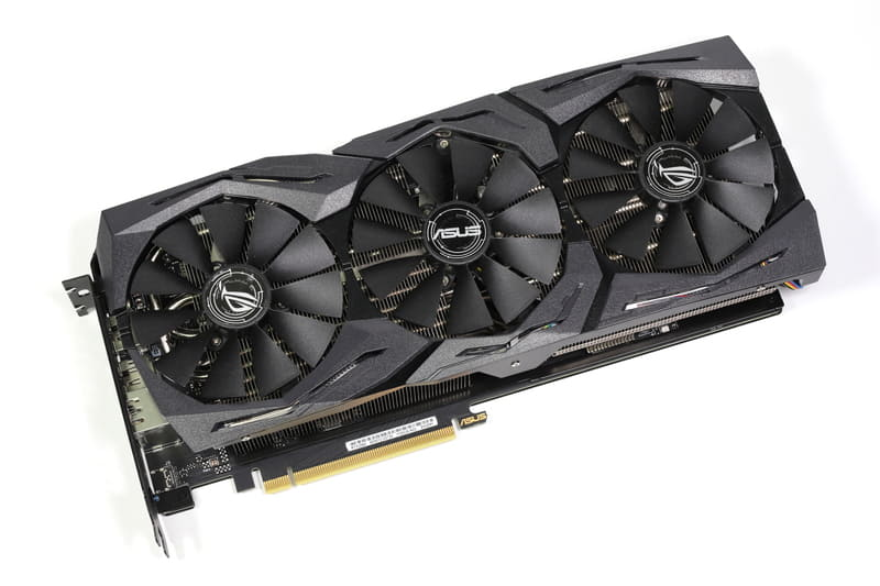 ASUS製GeForce RTX 2060搭載ビデオカード「ROG-STRIX-RTX2060-O6G-GAMING」