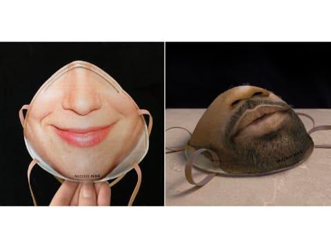 マスク faceid