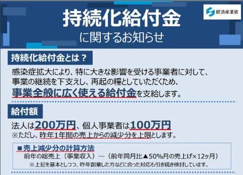 大阪 個人 事業 主 給付 金