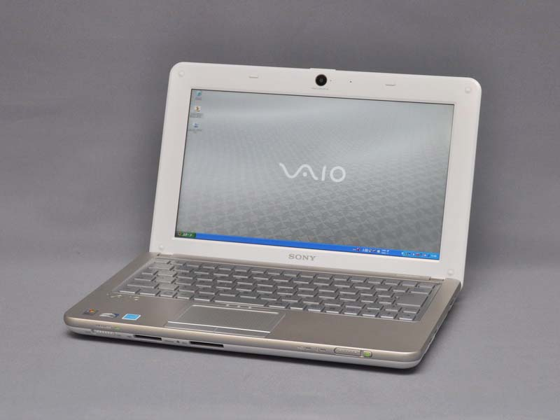 <small>ソニー「VAIO W」</small>