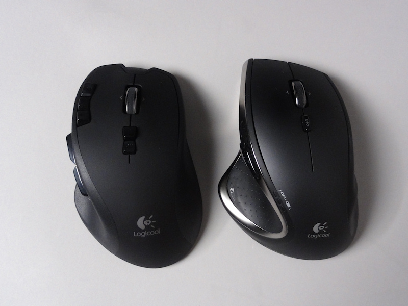 Performance Mouse M950との比較