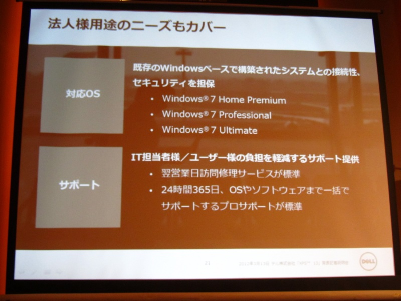Windows 7 Professional/Ultimateの提供