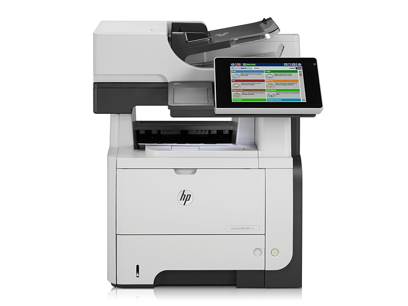 HP LaserJet Enterprise 500 MFPシリーズ