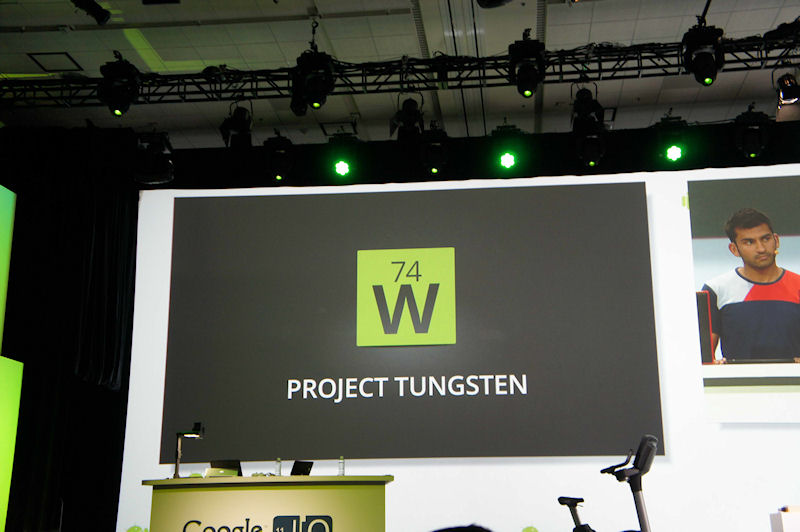 Project Tungsten