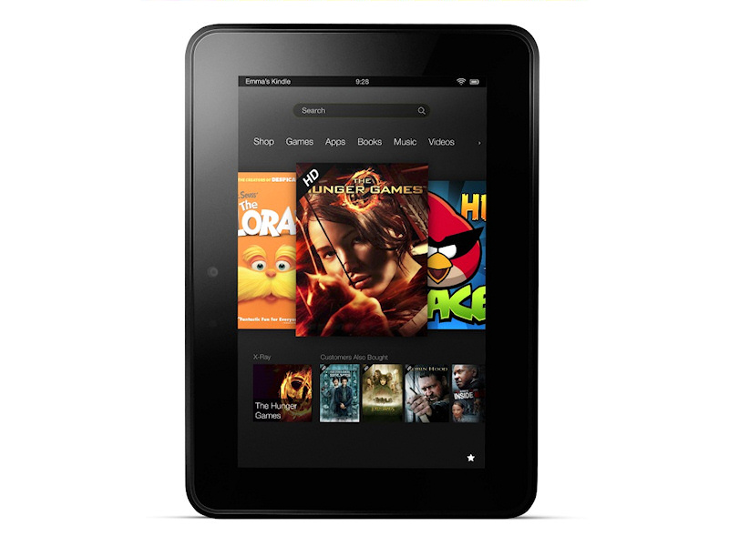 8.9型Kindle Fire HD