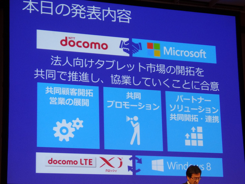 04 Microsoft join forces with NTT DoCoMo to take on Japan