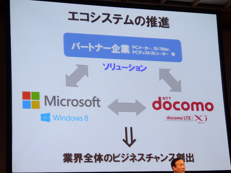 08 Microsoft join forces with NTT DoCoMo to take on Japan