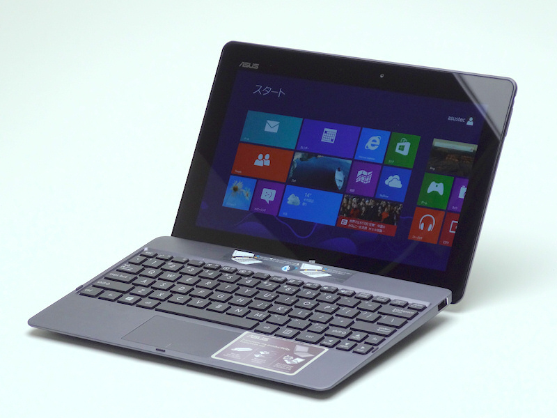 01 Preview of ASUSs new Windows RT VivoTab RT TF600 (Japan)