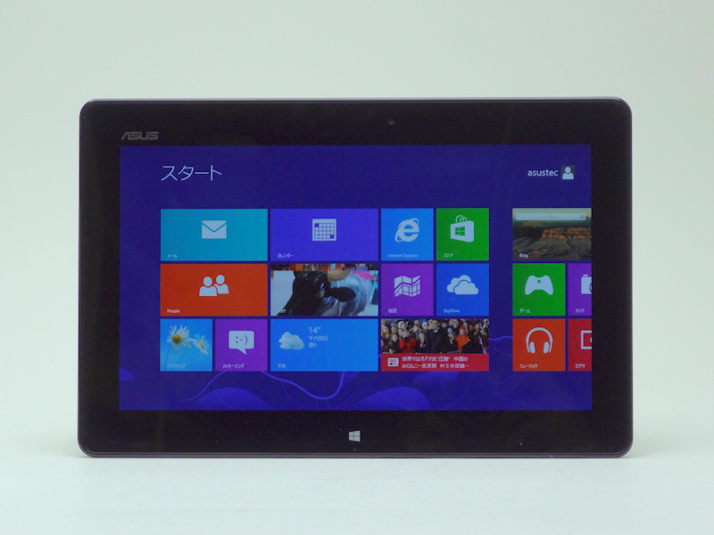 02 Preview of ASUSs new Windows RT VivoTab RT TF600 (Japan)