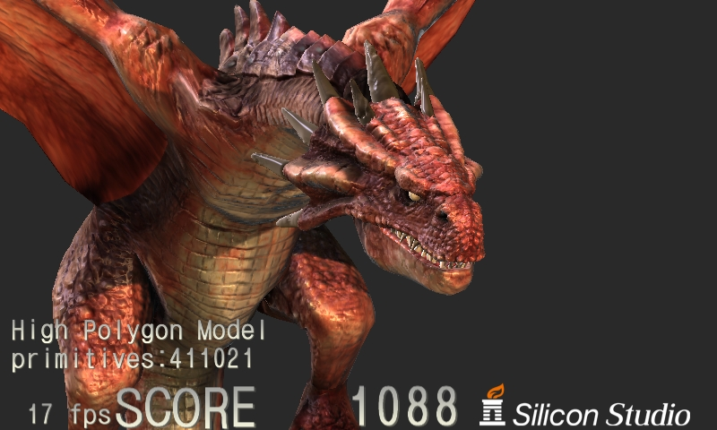 gpu2 Silicon Studio release free benchmarking software for iOS/Android